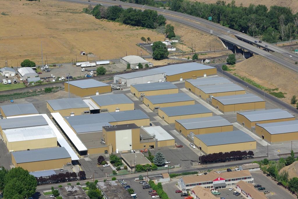 Haas MHP Plant